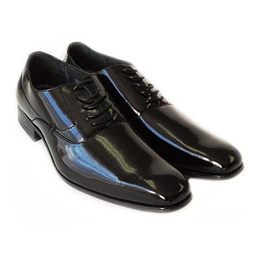 ALDO MENS PLAIN Black205 LINED LEATHER DRESS NEWDELLI CLASSIC SHOES UP OXFORDS LACE M19121 RTg4dw4q