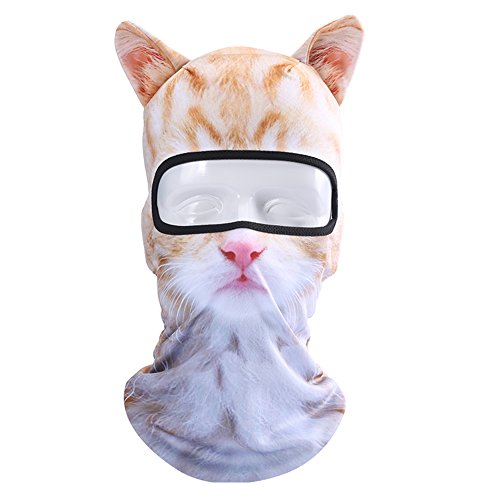 Super Cute Cat Balaclava