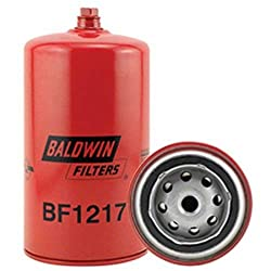 Filter - Fuel / Water Separator with Drain Spin On BF1217 Case IH Magnum 340 Magnum 290 Magnum 315 7120 8120 Magnum 260 8010 9120 Magnum 235 Magnum 235 New Holland CR9070 CR9060 CR9080 CR9040 Iveco