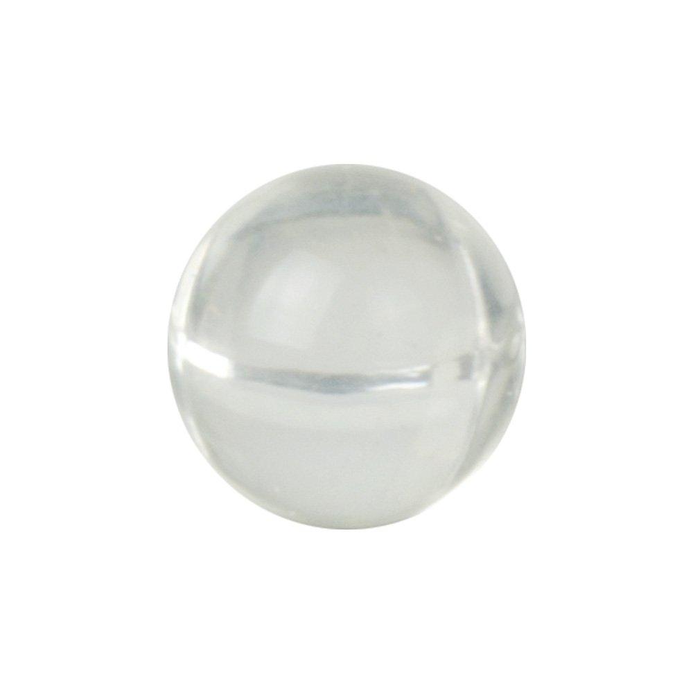 30 Balls 3//8 Acrylic Solid Plastic Balls