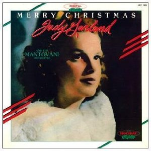 Judy Garland / The Mantovani Orchestra: Merry Christmas [Vinyl LP] by Holiday / Audiofidelity