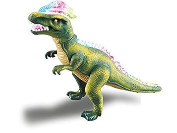 DQTOYS Figura Dinosaurio Andador Verde 36 CM.: Amazon.es: Juguetes ...
