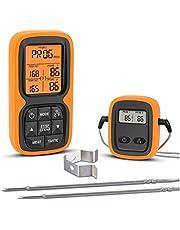 Grillthermometer, vleesthermometer voor keuken, oven, suiker, BBQ, braadthermometer