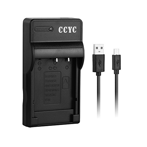 - CCYC NP-BG1 USB Fast Charger for Sony BG1 Camera Battery, Cyber-shot DSC-H7, H9, H50, H70, H90, HX5, HX9V, HX10V, W30, W80, W90, W100, W130, W220, W240, W270, W290, W300, WX1, N1 more Digital Cameras