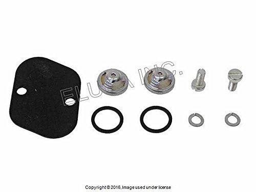 Mercedes-Benz Repair Kit - Vacuum Pump Valves 220D 240D 280 280 S 280C 300CD 300D 300TD ()