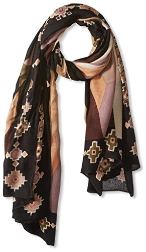 Theodora & Callum Women's Deer Valley Wearable Art Blanket Scarf, Olive by Theodora & Callum