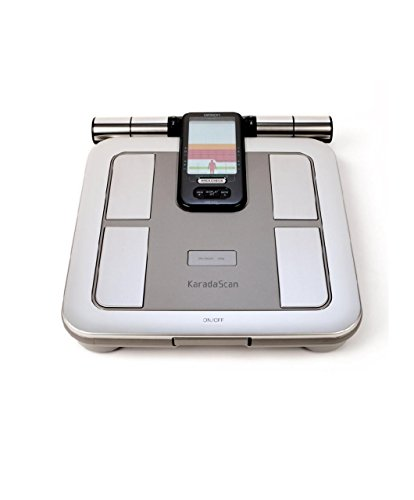Omron KARADA Scan Body Composition & Scale   HBF-375 (Japanese Import)