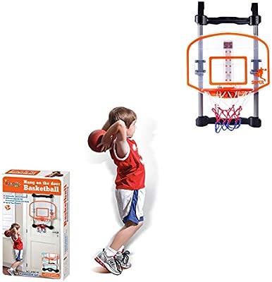 MAJOZ Canasta Baloncesto Infantil Ajustable Tablero ...