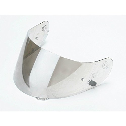 Hjc Cl 15 (HJC AC-12/CL-SP/CL-15/CL-16/FS-10/IS-16/CS-R1/CS-R2 Motorcycle Helmet Replacement Faceshield Mirror-Coated Silver)