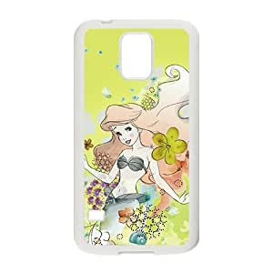 DASHUJUA The Little Mermaid Phone Case for samsung galaxy S5 Case