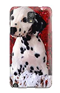 Excellent Galaxy Note 3 Case Tpu Cover Back Skin Protector Dalmatian