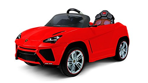Amazon.com: 2017 LAMBORGHINI URUS 12V Kids Ride On Battery Powered Wheels  Car + RC Remote   SPORTY RED  Brought To You By BEST RIDE ON CARS + SMART  DEALS ...