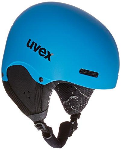 UVEX Skihelm Hlmt 5 junior, Blue Mat, 48-52 cm, S5661544401