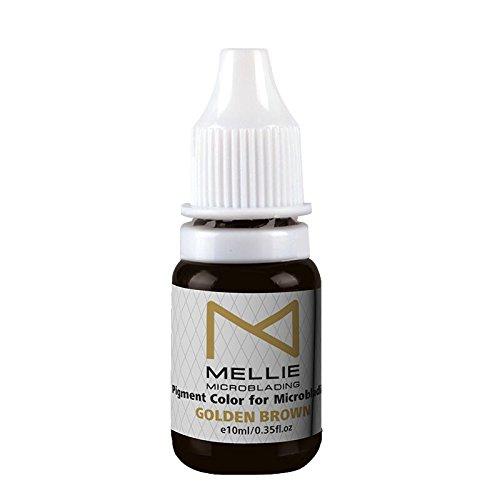 Amazon.com: M | Microblading Pigment – Golden Brown 10 ml/.35fl.oz: Beauty
