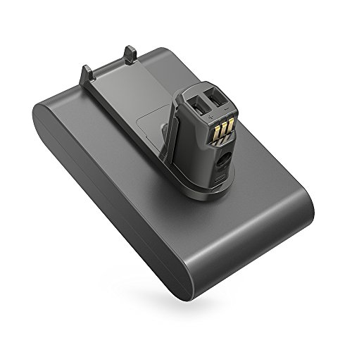 RAVPower Rechargeable Battery Pack for Dyson Handheld Vacuum Cleaners (2000mAh Replacement Battery Cell with 100% Compatibility for Dyson DC31, DC34, DC35, DC44, and 917083-01 models)