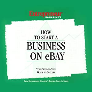 How to Start a Business on eBay Hörbuch