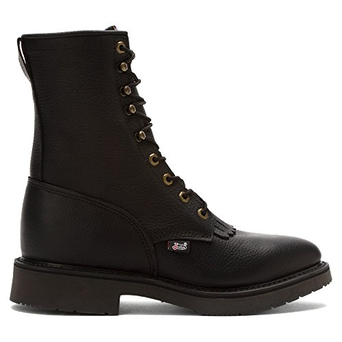 Workboots Boots Inch EH 763 Original Work Justin 8 Mens qRx8XnU5w