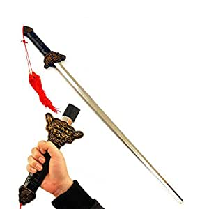 Telescopic Sword, Magic Tai Chi Kung Fu Martial Arts Practice Sword