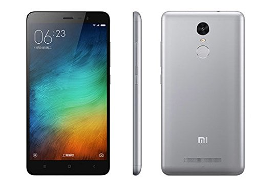 Xiaomi Redmi Note3 Unlocked Cell Phone, 32GbFeatures], LTE Factory by redmi
