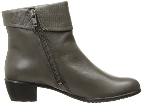 Gris Warm Grey54190 Mujer Touch Grey Botines 35 para Warm Ecco wfHqXRWR