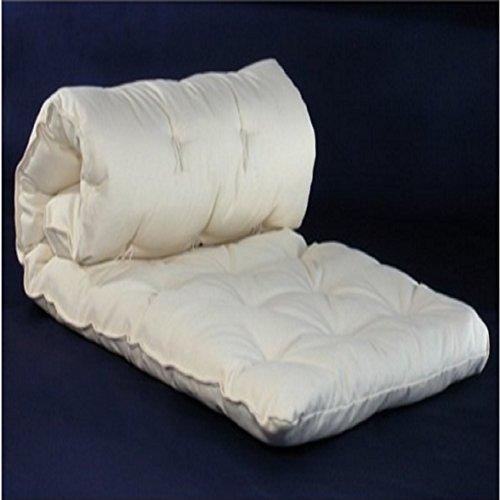 Samadhi Cushions Floor Futon Yoga Mat ECO Organic Cotton Cover