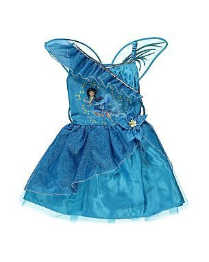 Silvermist Costume (Silvermist Fancy Dress Costume Age 3-4 Years by George)