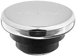 Edelbrock 4415 Chrome Oil Fill Hole Plug