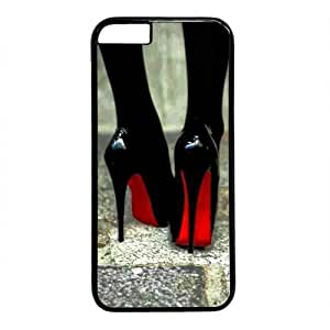 High Heels Case for IPhone 5s PC Material Black