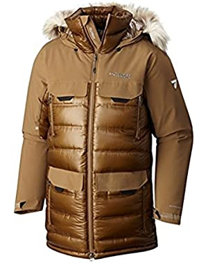Columbia Heatzone 1000 TurboDown Long Hooded Parka - Men's