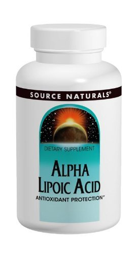 Source Naturals Alpha Lipoic Acid, Timed Release 300 mg - 60