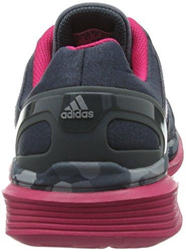 Adidas Epic Elite - Zapatillas de correr de material sintético mujer negro - Schwarz (Black 1/Tech Grey F12/Vivid Berry S14)