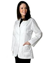 "BHMEDWEAR ADAR 30"" Princess Cut Consultation Coat"
