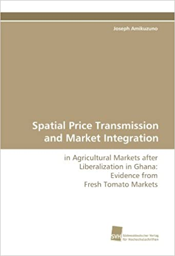 Amazon com: Spatial Price Transmission and Market
