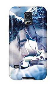 Galaxy Case - Tpu Case Protective For Galaxy S5- Titanic Movie Romantic Couple
