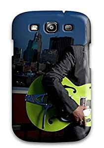 Cute Appearance Cover/tpu LizcyyH700YXcBJ Brian Setzer Orchestra Case For Galaxy S3