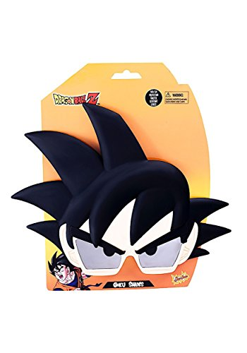 Goku Dragon Ball Z Costumes (Sunstaches Party Costumes-Dragon Ball Z Goku Cosplay Mask Z)