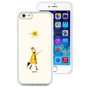 New Beautiful Custom Designed Cover Case For iPhone 6 4.7 Inch TPU With Sunny Day And Man (2) Phone Case