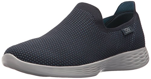 Damen Skechers You Define Nvbl Zehentrenner PYCxYFq