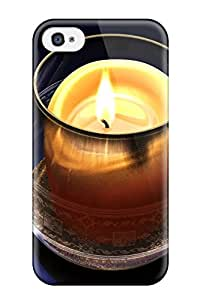 High-quality Durability Case For Iphone 4/4s(candle Photography People Photography)