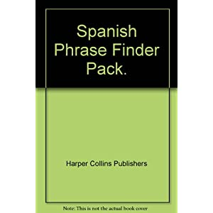 Collins Spanish Phrase-Finder with Cassette(s) (Collins Gem)