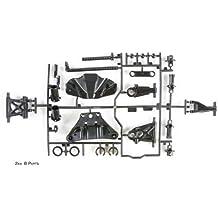 Tamiya RC spare parts No.1528 SP.1528 TT-02 B parts (suspension arms) 51528