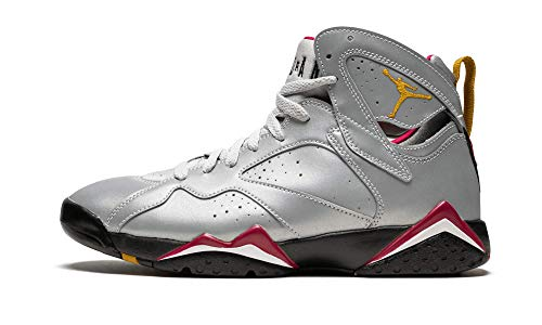 Jordan Air 7 Retro (Reflect Silver/Cardinal Red-Bl 13) (Jordan Retro Collection)