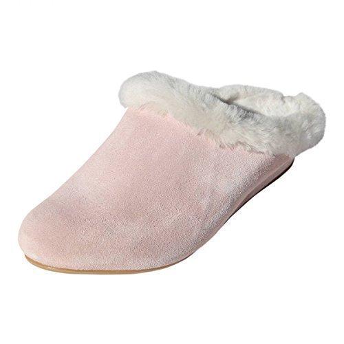 Pantoufles En Peau De Mouton - Biekamp Rose Pantofole Woman