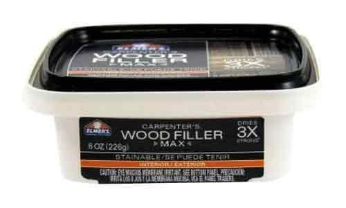 Elmer 39 S E9022 Carpenter 39 S Wood Filler Max Stainable Interior Exterior Dries 3x Strong Nielsen