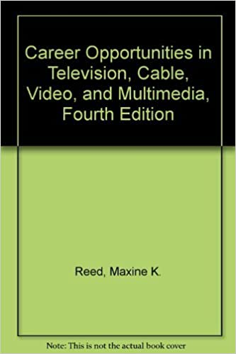 Career Opportunities in Television, Cable, Video, and Multimedia, Fourth  Edition 70e3aeee3af8