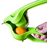 Squissors - The Only Lemon & Lime Squeezer with a Built In Blade, Manual Fruit Juicer, Cut and Squeeze with Ease - Great Gift Idea for the Kitchen