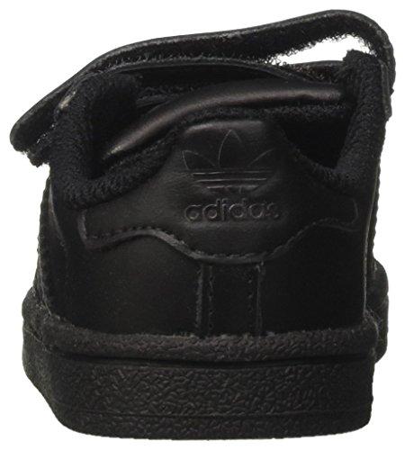 Superstar I 000 Negbas Mixte adidas Bébé CF Blanc Baskets Noir PHRxqd