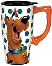 Spoontiques Scooby Doo Travel Mug, Multicolor
