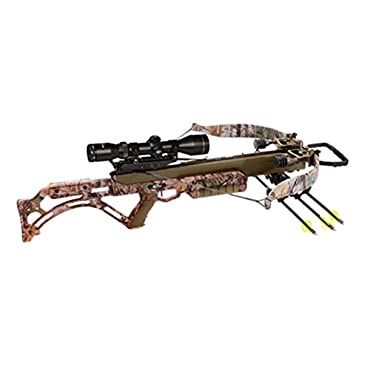 Excalibur Matrix Bulldog 380 Crossbow Package Realtree Xtra with UPGRADED Twilight DLX Scope