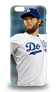 HotMLB Los Angeles Dodgers Clayton Kershaw #22 Tpu Case Cover Compatible With Iphone 6 Plus ( Custom Picture iPhone 6, iPhone 6 PLUS, iPhone 5, iPhone 5S, iPhone 5C, iPhone 4, iPhone 4S,Galaxy S6,Galaxy S5,Galaxy S4,Galaxy S3,Note 3,iPad Mini-Mini 2,iPad Air )